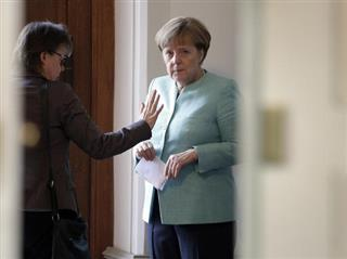 Germany Government Meeting