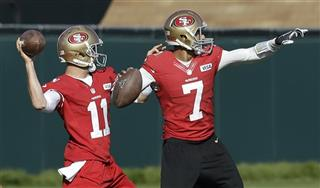Colin Kaepernick, Alex Smith