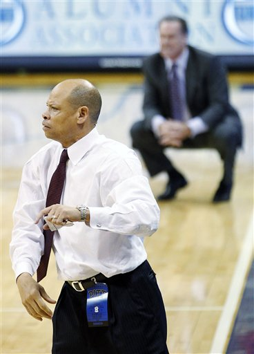Ray McCallum, Jamie Dixon