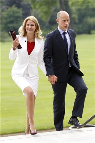 Helle Thorning-Schmidt, Stephen Kinnock