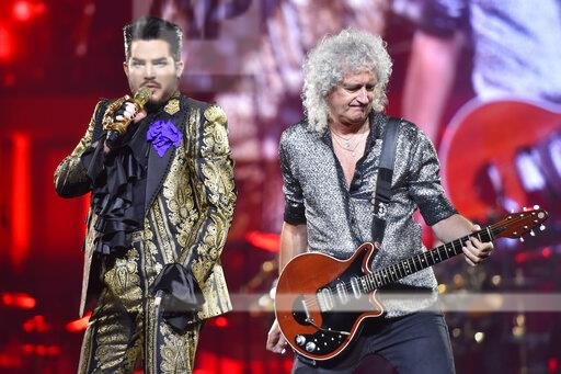 Queen and Adam Lambert in Concert - Chicago