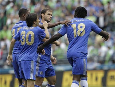 Chelsea Sounders Soccer