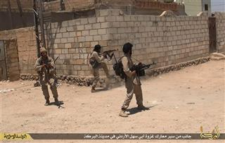 Mideast Islamic State Stalemate
