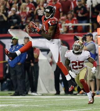 Julio Jones, Tarell Brown