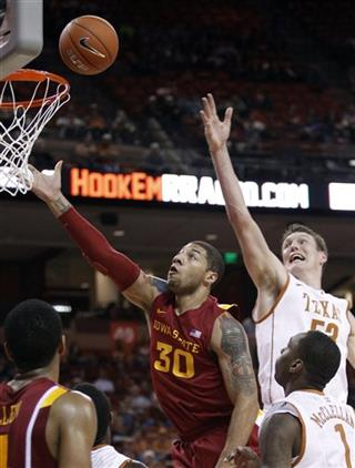 Royce White, Clint Chapman, Sheldon McClellan