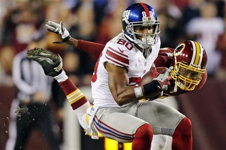 Victor Cruz, Cedric Griffin