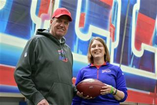 Rex Ryan, Kathryn Smith