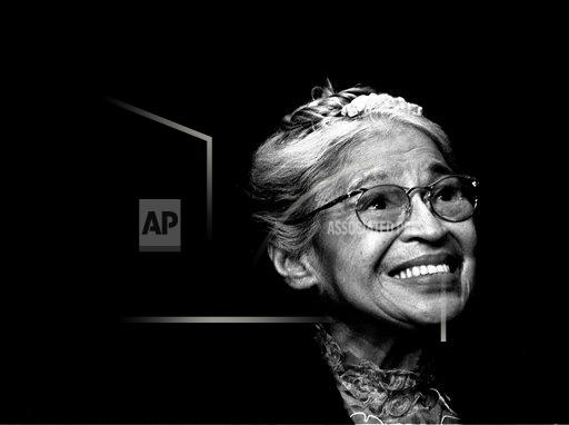 Associated Press Domestic News Michigan United States ROSA PARKS