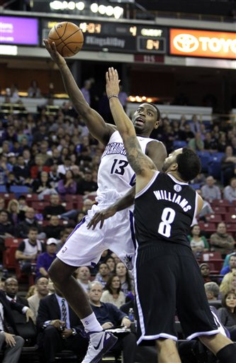 Tyreke Evans, Deron Williams