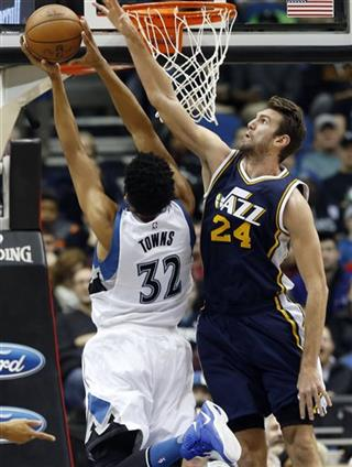 Jeff Withey, Karl-Anthony Towns