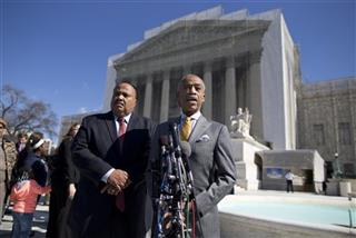 Al Sharpton, Martin Luther King III