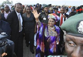 Nigeria First Lady