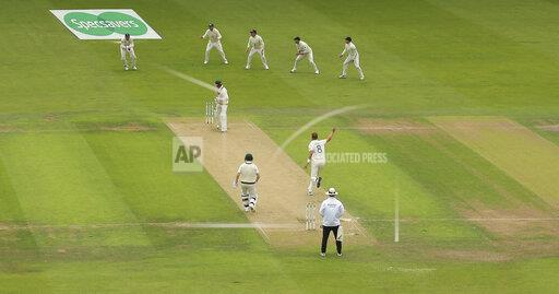 England v Australia, The Ashes 3rd Test Match, Day One, Headingl