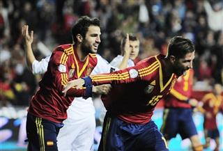 Sergio Ramos,Cesc Fabregas