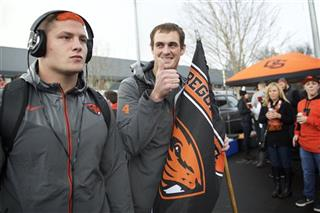 Oregon Oregon State Football
