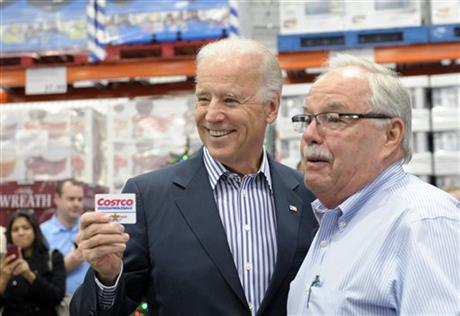 Joe Biden, Jim Sinegal