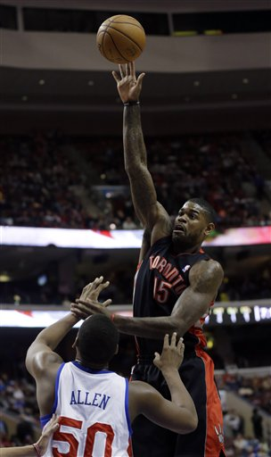 Lavoy Allen, Amir Johnson