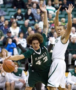 Hawaii Cal Poly Basketball