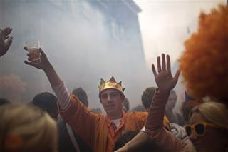 Netherlands New King