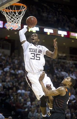 TEXAS A&M OKLAHOMA STATE BASKETBALL