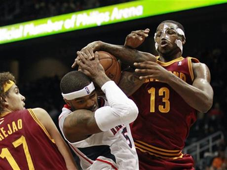 Josh Smith, tristan Thompson