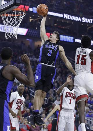 Duke UNLV Basketball