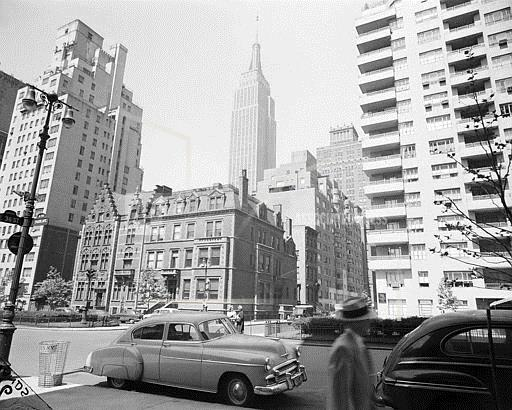 Watchf Associated Press Domestic News  New York United States APHS59527 Empire State Building