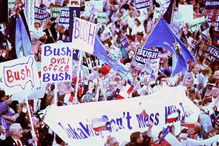 RNC Bush Nominated 1988
