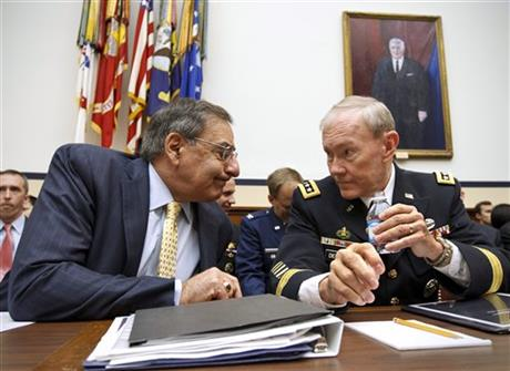 Leon Panetta, Martin Dempsey