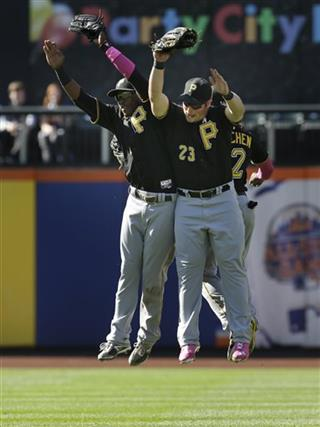Starling Marte,Travis Snider