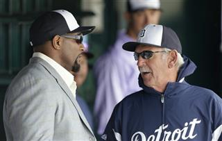 Ray Lewis, Jim Leyland
