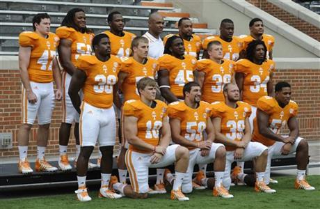 Tennessee Ex Auburn Assistants Football