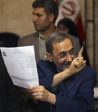 Ali Akbar Velayati