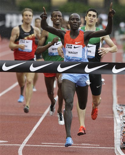 James Kiplagat Magut