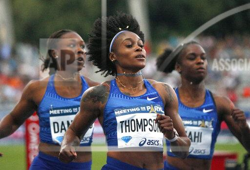 France Athletics Diamond League