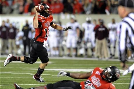 La Monroe Arkansas St Football