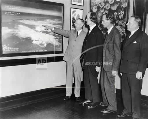 Watchf AP A  DC USA APHS340379 Auguste Piccard