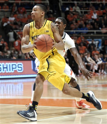 Trey Burke, Brandon Paul