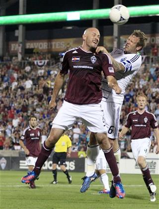 Jay DeMerit, Conor Casey