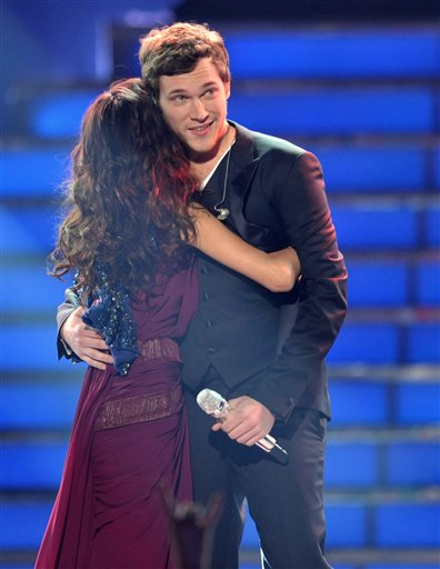 Jessica Sanchez, Phillip Phillips
