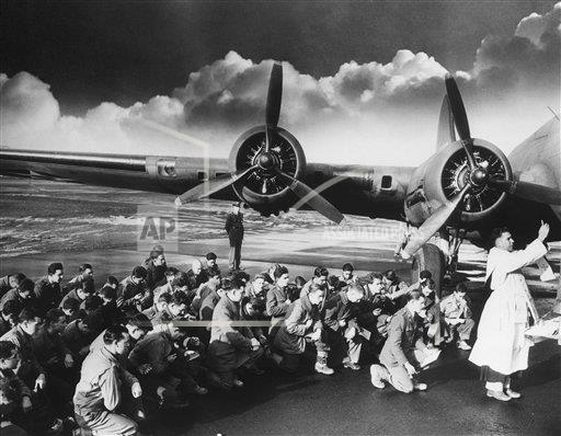 Watchf AP I FILE   APHS398327 WWII: Unidentified areas South Pacific