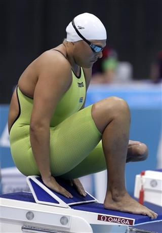 London Paralympics Swimming