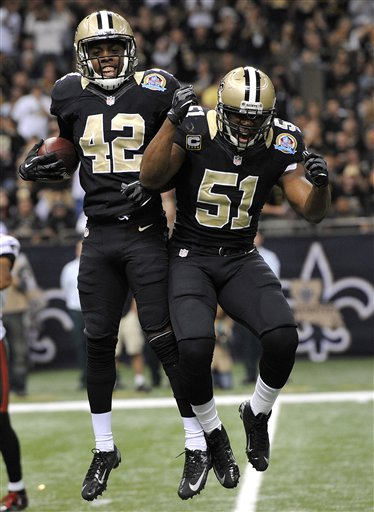 Isa Abdul-Quddus, Jonathan Vilma