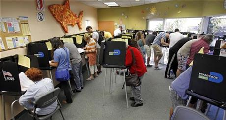 Early Voting Florida