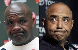 Marvin and Hue Football