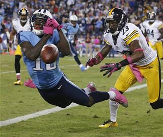 Kendall Wright, Keenan Lewis