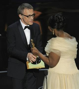 Octavia Spencer, Christoph Waltz