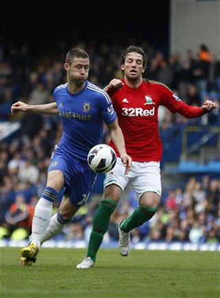Gary Cahill, Miguel Michu