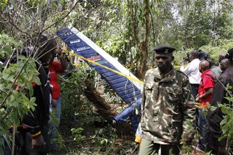 Kenya Helicopter Crash