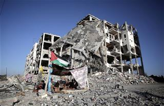 Mideast Palestinians Gaza Reconstruction